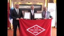 Erciyes'e ISO 9001 Ve IQ Net Belgesi Verildi