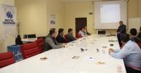 Erciyes Teknopark'ta Dış Ticaret Söyleşileri Başladı
