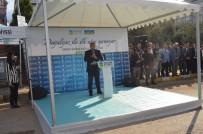 ARITMA TESİSİ - Erdek'te Doğalgaz Açılışı Yapıldı
