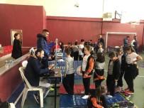 YıLDıRıM BEYAZıT - Ergene'deki Öğrencilere Yetenek Taraması