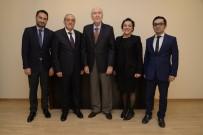 ÖĞRENCILIK - Ergun Kağıtçıbaşı'na İstanbul Üniversitesi Hukuk Fakültesi'nden Büyük Sürpriz