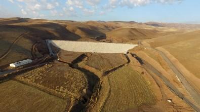 Erzincan Tercan Çatakdere Göletinde Su Tutuldu
