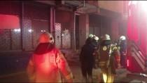 NENE HATUN - Esenler'de Tekstil Atölyesinde Yangın