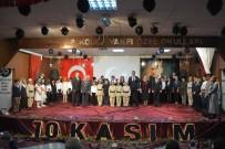 MEHTAP - Gaziantep Kolej Vakfı'nda Hüzünlü Anma