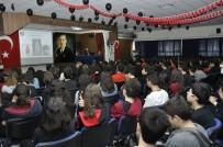 TARIHÇI - GKV'de Atatürk Ve Gençlik Konferansı