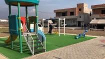 ÇOCUK PARKI - Görme Engelli İkizlerin Park İsteği Gerçekleşti