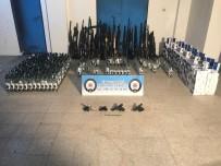 Iğdır'da Kaçakçılık Operasyonu