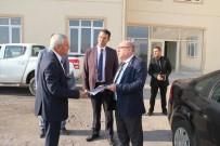 İncesu'da Meslek Yüksekokulu Ziyareti