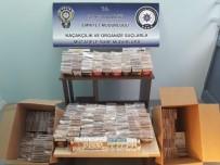 ELEKTRONİK SİGARA - Isparta'da 924 Paket Kaçak Sigara Ele Geçirildi