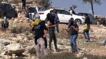 AMBULANS ŞOFÖRÜ - İsrail Güçlerinden Batı Şeria'daki Gösterilere Müdahale
