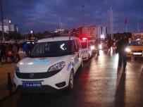 POLİS HELİKOPTERİ - İstanbul'da 'Türkiye Güven Huzur-8' Uygulaması