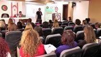 SERDENGEÇTI - 'Kadın Çalışan Sayısı Yüzde 24,5'Den 34,5'E Yükseldi'