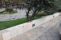 FEVZIPAŞA - Kardeşinin Katilini Sokak Ortasında Bıçakladı