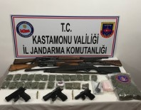 Kastamonu'da Jandarmadan Uyuşturucu Operasyonu Açıklaması 2 Gözaltı