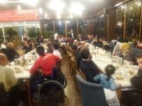 TEKERLEKLİ SANDALYE - Kent Konseyi Engelliler Meclisi Danışma Meclisi Toplantısını Yaptı