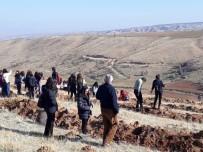 Kırıkkale'de 500 Öğrenci, 500 Fidan Dikti