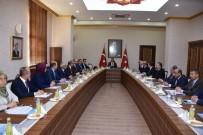 Kırıkkale'de 'Bağımlılık İle Mücadele' Toplantısı