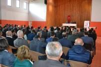 Kulu'da Kızılay Tarafından Kan Hizmetleri Konulu Seminer Verildi