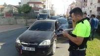 BAHÇELİEVLER - Manavgat'ta Zincirleme Kaza Açıklaması 1 Yaralı