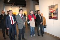 MEDAŞ Sanat Gelerisi'nde 'Benden İzler' Resim Sergisi