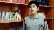 HASAN YILMAZ - Minik Yazar İkinci Kitabını Çıkardı