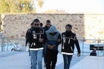 Nevşehir'de Uyuşturucu Taciri 3 Kişi Tutuklandı