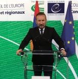 Nevzat Doğan Avrupa Konseyi'nde Konuştu