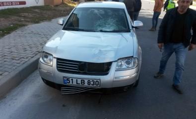 Niğde'de Otomobilin Çarptığı Yaşlı Kadın Öldü