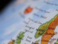 GRÖNLAND - Norveç açıklarında şiddetli deprem