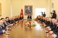SEDDAR YAVUZ - Nuri Kolaylı Açıklaması 'Türk Basınının Meslek Yasası Yok'