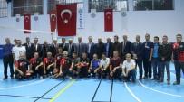 TÜRKIYE VOLEYBOL FEDERASYONU - 'Öğretmenler Günü' Voleybol Turnuvası Başladı