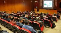 OMÜ'de Sıfır Atık Projesi Eğitimi Verildi