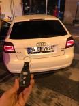 TRAFİK TESCİL - (Özel) Abartı Egzozla Dolaşıp Çevreye Rahatsızlık Veren Sürücülere Ceza Yağdı