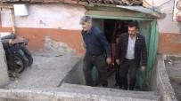 EVDE TEK BAŞINA - (Özel) Evini Çöplüğe Döndüren Adama Belediye Sahip Çıktı