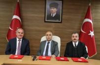 SÜLEYMAN ERDOĞAN - Pamukkale Belediyesi'nden Şiddet Mağdurlarına Destek
