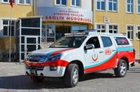 Sağlık Bakanlığından Kırşehir UMKE'ye Tam Donanımlı Ambulans