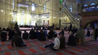 Selimiye Camisi'nde Atatürk Ve Şehitler İçin Mevlit Okutuldu
