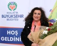 Şener Şen ve Perran Kutman Malatya'da