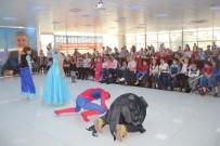 ÇOCUK TİYATROSU - Serik'te Tiyatro Şenliği
