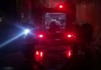 MIMARSINAN - Silivri'de Sünger Fabrikasında Korkutan Yangını