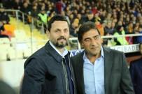 PARMAK - Spor Toto Süper Lig Açıklaması E. Yeni Malatyaspor Açıklaması 2 - Trabzonspor Açıklaması 0 (İlk Yarı)