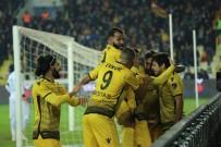 PARMAK - Spor Toto Süper Lig Açıklaması E. Yeni Malatyaspor Açıklaması 5 - Trabzonspor Açıklaması 0 (Maç Sonucu)