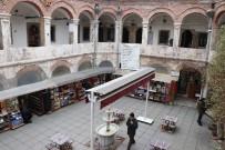 Tarihi Taşhan, Restorasyon Çalışmalarının Ardından Turizme Kazandırılacak
