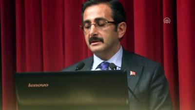 - Tarım Ve Orman Bakan Yardımcısı Mustafa Aksu Açıklaması