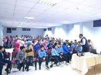 Toprakkale'de 'Kişisel Güvenlik Ve Suçtan Kurtulma Yöntemleri' Semineri