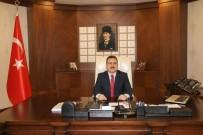Vali Akbıyık'tan '10 Kasım' Mesajı