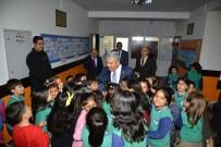 Vali Akın, Devlet Okullarını Ziyaret Ederek İnceleme Yaptı