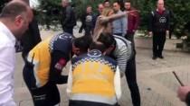 Zonguldak'ta Bıçaklı Kavga Açıklaması 1 Yaralı