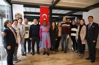 DENİZ CANLILARI - 15. Alanya Uluslararası Taş Heykel Sempozyumu Sona Erdi