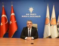 MEHMET KESKIN - AK Parti'de İstifa Eden 8 İlçe Başkanı Yeniden Adaylık İçin Başvuru Yaptı